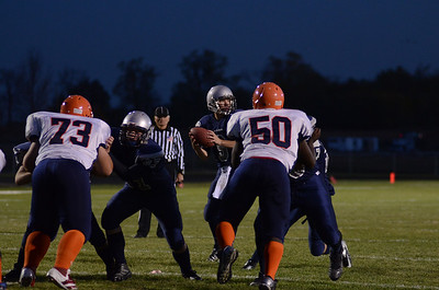 OE Homecoming game Vs Romeoville 2012 014