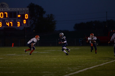 OE Homecoming game Vs Romeoville 2012 002