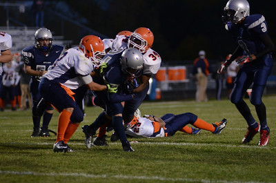 OE Homecoming game Vs Romeoville 2012 011