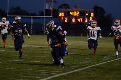 OE Homecoming game Vs Romeoville 2012 006