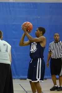 OE boys basketball summer camp 3 on 3 at Plainfield So 438
