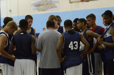 OE boys basketball summer camp 3 on 3 at Plainfield So 446
