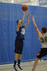 OE boys basketball summer camp 3 on 3 at Plainfield So 462
