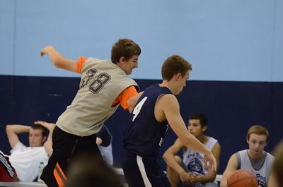 OE boys basketball summer camp 3 on 3 at Plainfield So 452