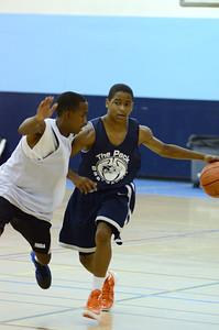 OE boys basketball summer camp 3 on 3 at Plainfield So 441