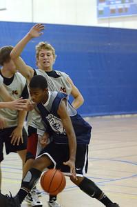 OE boys basketball summer camp 3 on 3 at Plainfield So 459