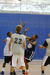 OE boys basketball summer camp 3 on 3 at Plainfield So 437