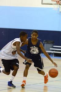 OE boys basketball summer camp 3 on 3 at Plainfield So 440