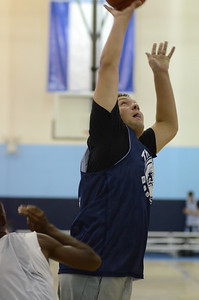 OE boys basketball summer camp 3 on 3 at Plainfield So 418