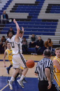Oswego East boys Varsuity Basketball Vs Metea 2013 014