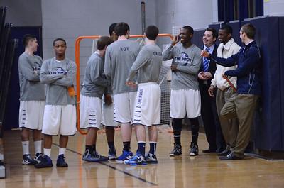Oswego East Boys Basketball Vs Minooka (Senior Night 2013) 108