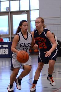 Oswego East Girls basketball Vs Naperville No  2012 200