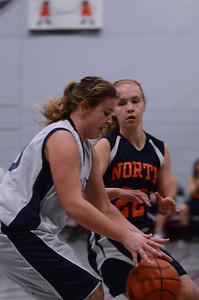Oswego East Girls basketball Vs Naperville No  2012 189