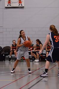 Oswego East Girls basketball Vs Naperville No  2012 183