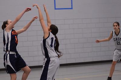 Oswego East Girls basketball Vs Naperville No  2012 168