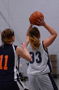Oswego East Girls basketball Vs Naperville No  2012 194