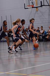 Oswego East Girls basketball Vs Naperville No  2012 174