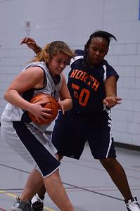 Oswego East Girls basketball Vs Naperville No  2012 212
