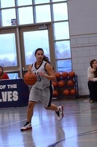 Oswego East Girls basketball Vs Naperville No  2012 198