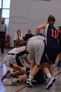 Oswego East Girls basketball Vs Naperville No  2012 214