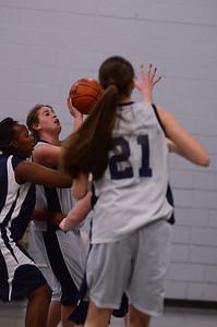Oswego East Girls basketball Vs Naperville No  2012 204
