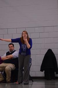 Oswego East Girls basketball Vs Naperville No  2012 185