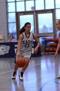 Oswego East Girls basketball Vs Naperville No  2012 199