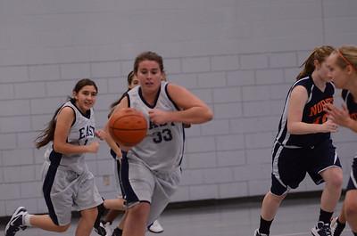 Oswego East Girls basketball Vs Naperville No  2012 187