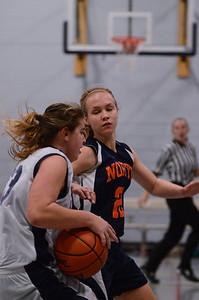 Oswego East Girls basketball Vs Naperville No  2012 190