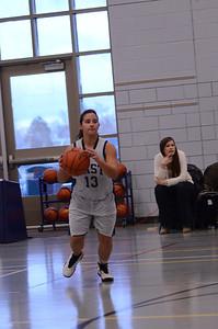 Oswego East Girls basketball Vs Naperville No  2012 197