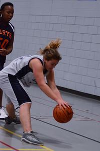 Oswego East Girls basketball Vs Naperville No  2012 210
