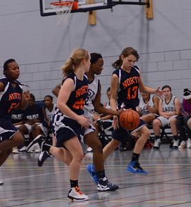Oswego East Girls basketball Vs Naperville No  2012 175