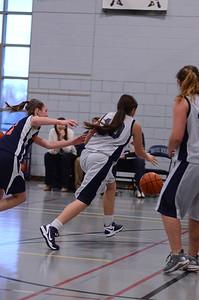 Oswego East Girls basketball Vs Naperville No  2012 208