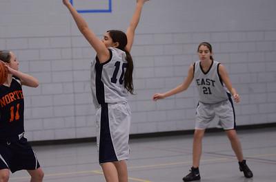 Oswego East Girls basketball Vs Naperville No  2012 167