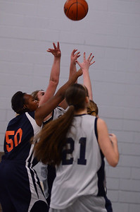 Oswego East Girls basketball Vs Naperville No  2012 205
