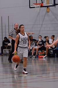 Oswego East Girls basketball Vs Naperville No  2012 206