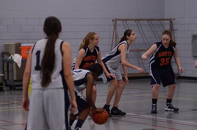 Oswego East Girls basketball Vs Naperville No  2012 165