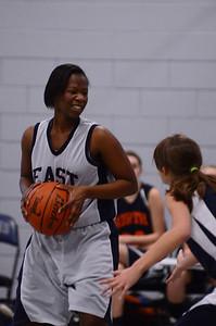 Oswego East Girls basketball Vs Naperville No  2012 202