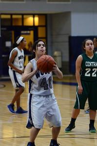 Oswego Girls Basketball  Vs Plainfield Central 2013 060