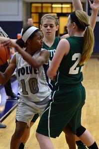 Oswego Girls Basketball  Vs Plainfield Central 2013 026