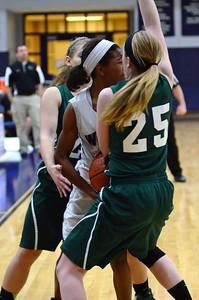 Oswego Girls Basketball  Vs Plainfield Central 2013 021