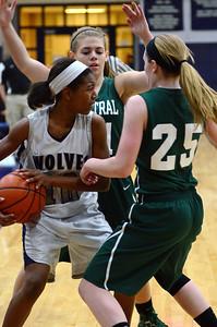 Oswego Girls Basketball  Vs Plainfield Central 2013 022