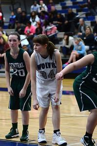 Oswego Girls Basketball  Vs Plainfield Central 2013 063