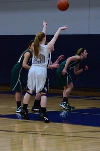 Oswego Girls Basketball  Vs Plainfield Central 2013 009