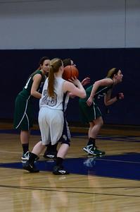 Oswego Girls Basketball  Vs Plainfield Central 2013 008