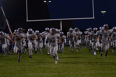 Oswego East Football Vs Oswego 2012 589