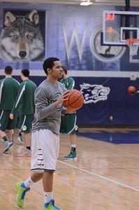 Oswego East boys basketball Vs Plainfield Central 2013 062