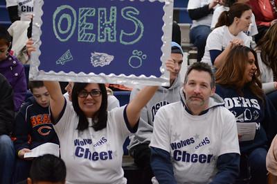 Oswego East Cheer Competetion 2013 003