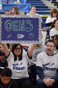 Oswego East Cheer Competetion 2013 004