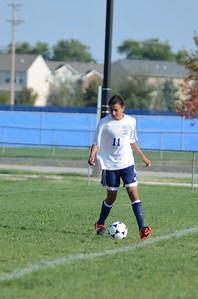 Oswego East Fresh  boys soccer Vs Minooka 037